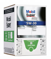 MOBIL SUPER 3000 X1 FORM.FE BAG-IN-BOX