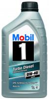 MOBIL 1 TURBO DIESEL 0W40